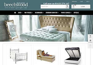 E-commerce for Newport's oldest family-run bed store